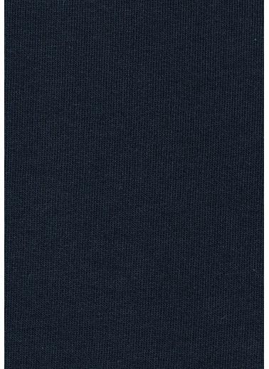 Mavi Kapüşonlu Sweatshirt Mavi